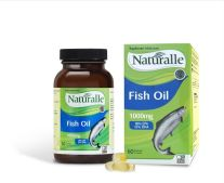 NATURALLE FISH OIL 1000MG Btl60